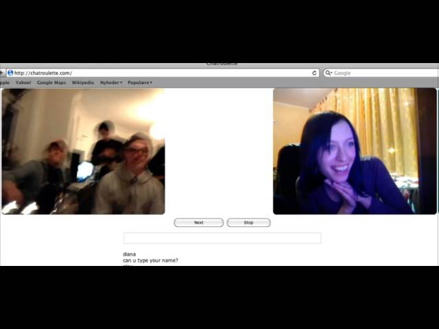 Liebeserklärung im Internet - Innovative Romantik auf Chatroulette