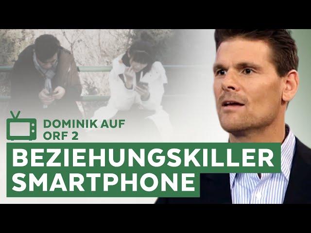 Beziehungskiller Handy - Streit und Stress rund ums Smartphone