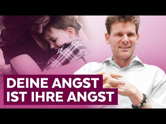 Der richtige Umgang mit Ängsten vor Kindern - Tipps für Eltern