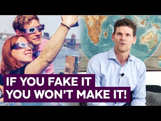 Authentizität - Fake it till you make it
